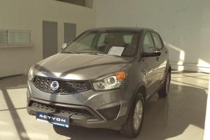 Авто SsangYong Actyon, 2014 года выпуска, цена 1 099 000 руб., Москва