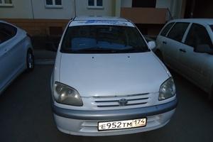 Автомобиль Toyota Raum, среднее состояние, 1997 года выпуска, цена 160 000 руб., Челябинск