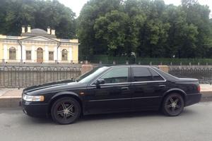 Автомобиль Cadillac Seville, отличное состояние, 1999 года выпуска, цена 350 000 руб., Москва
