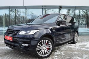 Авто Land Rover Range Rover Sport, 2014 года выпуска, цена 5 000 000 руб., Санкт-Петербург