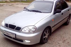 Автомобиль Daewoo Lanos, хорошее состояние, 2008 года выпуска, цена 220 000 руб., Джанкой