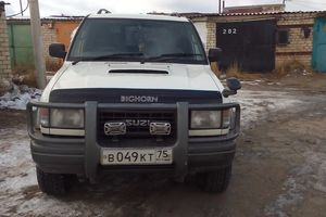 Автомобиль Isuzu Bighorn, хорошее состояние, 1997 года выпуска, цена 535 000 руб., Чита