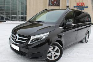 Авто Mercedes-Benz V-Класс, 2014 года выпуска, цена 2 999 999 руб., Москва