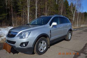 Автомобиль Opel Antara, отличное состояние, 2012 года выпуска, цена 950 000 руб., Гагарин