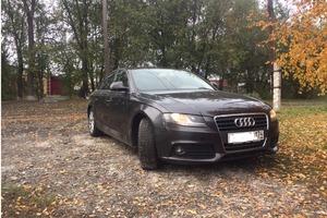 Подержанный автомобиль Audi A4, хорошее состояние, 2008 года выпуска, цена 620 000 руб., Троицк