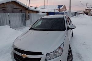 Подержанный автомобиль Chevrolet Cruze, отличное состояние, 2014 года выпуска, цена 595 000 руб., Ханты-Мансийск