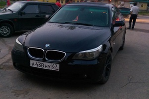Автомобиль BMW 5 серия, отличное состояние, 2005 года выпуска, цена 550 000 руб., Смоленск
