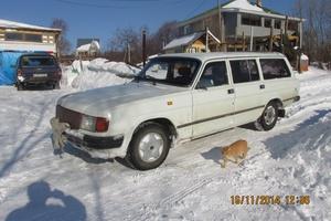 Автомобиль ГАЗ 310221 Волга, среднее состояние, 1993 года выпуска, цена 60 000 руб., Хабаровск