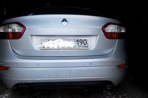 Автомобиль Renault Fluence, отличное состояние, 2012 года выпуска, цена 450 000 руб., Солнечногорск