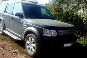 Подержанный автомобиль Land Rover Discovery, хорошее состояние, 2012 года выпуска, цена 1 680 000 руб., Челябинск