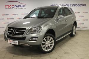 Подержанный автомобиль Mercedes-Benz M-Класс, отличное состояние, 2011 года выпуска, цена 1 523 800 руб., Казань