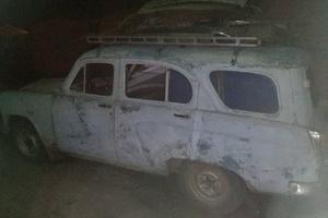 Автомобиль Москвич 423, хорошее состояние, 1962 года выпуска, цена 95 000 руб., Новозыбков