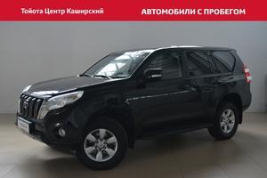 Авто Toyota Land Cruiser Prado, 2014 года выпуска, цена 1 999 000 руб., Москва