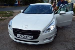 Автомобиль Peugeot 508, отличное состояние, 2012 года выпуска, цена 830 000 руб., Тольятти