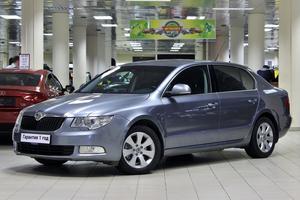 Авто Skoda Superb, 2009 года выпуска, цена 599 999 руб., Москва