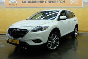 Авто Mazda CX-9, 2013 года выпуска, цена 1 260 000 руб., Москва