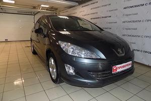 Авто Peugeot 408, 2012 года выпуска, цена 590 000 руб., Москва