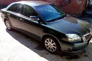 Подержанный автомобиль Toyota Avensis, хорошее состояние, 2007 года выпуска, цена 480 000 руб., Челябинск