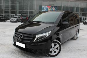 Авто Mercedes-Benz Vito, 2015 года выпуска, цена 2 999 000 руб., Москва