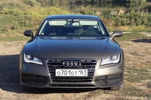 Подержанный автомобиль Audi A7, отличное состояние, 2012 года выпуска, цена 1 950 000 руб., Ростов-на-Дону