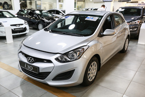 Авто Hyundai i30, 2016 года выпуска, цена 959 900 руб., Москва