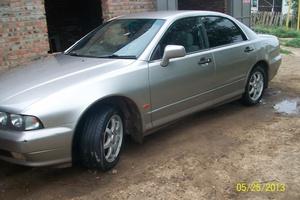 Автомобиль Mitsubishi Diamante, хорошее состояние, 1996 года выпуска, цена 150 000 руб., Ростов-на-Дону