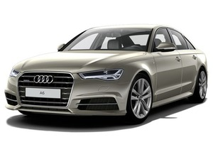 Новый автомобиль Audi A6, 2016 года выпуска, цена 3 011 000 руб., Москва