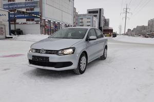 Подержанный автомобиль Volkswagen Polo, отличное состояние, 2014 года выпуска, цена 545 000 руб., Сургут