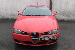 Автомобиль Alfa Romeo 156, отличное состояние, 1998 года выпуска, цена 300 000 руб., Новокузнецк