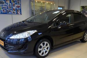 Авто Peugeot 408, 2014 года выпуска, цена 545 000 руб., Москва