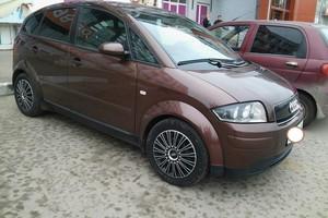 Автомобиль Audi A2, хорошее состояние, 2002 года выпуска, цена 280 000 руб., Самара