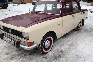 Автомобиль Москвич 2140, отличное состояние, 1976 года выпуска, цена 180 000 руб., Москва