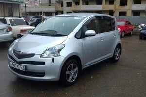 Автомобиль Toyota Ractis, отличное состояние, 2008 года выпуска, цена 375 000 руб., Краснодар