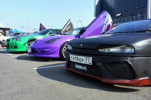 Автомобиль Nissan Silvia, среднее состояние, 1994 года выпуска, цена 50 000 руб., Москва