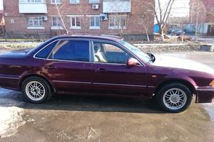 Автомобиль Mitsubishi Sigma, среднее состояние, 1995 года выпуска, цена 80 000 руб., Ростов-на-Дону