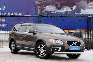 Подержанный автомобиль Volvo XC70, отличное состояние, 2012 года выпуска, цена 1 129 000 руб., Челябинск