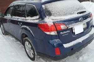 Автомобиль Subaru Outback, отличное состояние, 2011 года выпуска, цена 1 170 000 руб., Истра