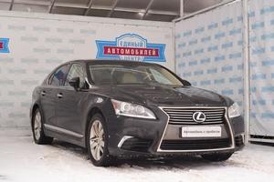 Авто Lexus LS, 2012 года выпуска, цена 2 701 500 руб., Санкт-Петербург
