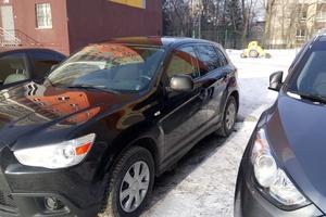 Подержанный автомобиль Mitsubishi ASX, отличное состояние, 2011 года выпуска, цена 670 000 руб., Челябинск