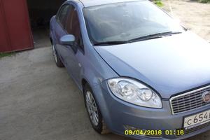 Автомобиль Fiat Linea, хорошее состояние, 2011 года выпуска, цена 380 000 руб., Волгоград