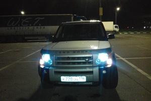 Подержанный автомобиль Land Rover Discovery, отличное состояние, 2008 года выпуска, цена 830 000 руб., Казань