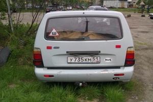 Автомобиль ВАЗ (Lada) 2120 Надежда, хорошее состояние, 2001 года выпуска, цена 85 000 руб., Мурманская область