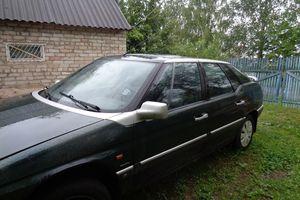 Автомобиль Citroen XM, хорошее состояние, 1990 года выпуска, цена 55 000 руб., Ярославль