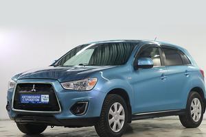 Авто Mitsubishi ASX, 2013 года выпуска, цена 670 000 руб., Москва