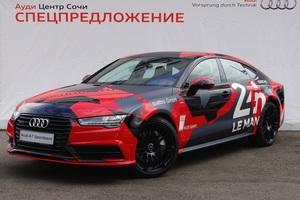 Авто Audi A7, 2016 года выпуска, цена 4 190 000 руб., Сочи