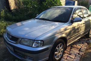 Автомобиль Nissan Sunny, хорошее состояние, 2000 года выпуска, цена 150 000 руб., Астрахань