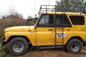 Подержанный автомобиль УАЗ 3151, хорошее состояние, 1994 года выпуска, цена 100 000 руб., Троицк