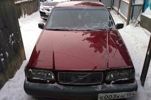 Автомобиль Volvo 850, хорошее состояние, 1994 года выпуска, цена 110 000 руб., Новосибирск