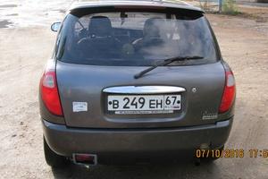 Автомобиль Daihatsu Sirion, хорошее состояние, 1999 года выпуска, цена 125 000 руб., Москва