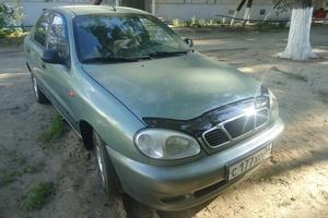 Автомобиль ЗАЗ Sens, хорошее состояние, 2007 года выпуска, цена 98 000 руб., Волгоград